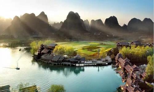 桂林阳朔旅游必去的景点都有哪些