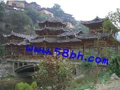 贵州旅游景点:黄果树瀑布